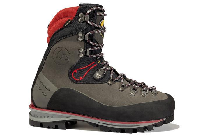 La Sportiva Nepal Trek Evo GTX Miehet kengät , harmaa/punainen