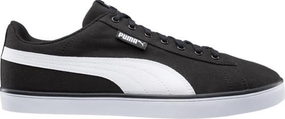 Puma M URBAN PLUS CANVAS BLACK/WHITE