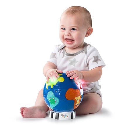 Baby EinsteinT - Nattlampa - Musik utforskning klot leksak