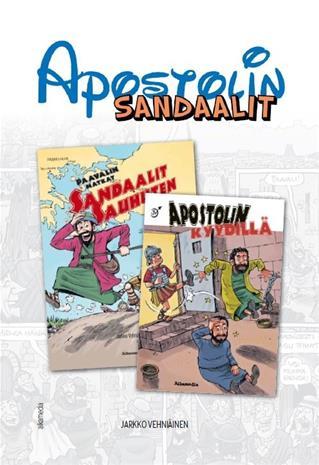 Apostolin sandaalit (Jarkko Vehniäinen), kirja