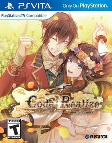 Code Realize Future Blessings, PS Vita -peli