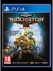 Warhammer 40,000: Inquisitor - Martyr, PS4 -peli