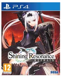 Shining Resonance Refrain, PS4 -peli
