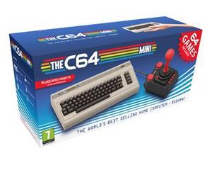 C64 Mini (Commodore 64 Mini), pelikonsoli