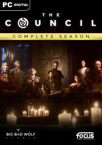 The Council, PC -peli