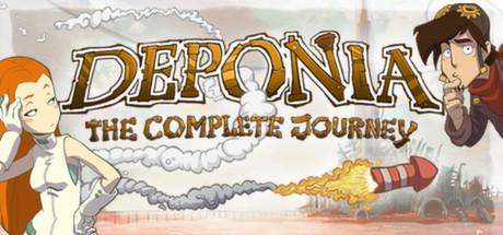 Deponia: The Complete Journey, PC-peli