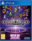 Sega Mega Drive Classics, PS4 -peli