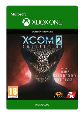 Xcom 2 Collection, Xbox One -peli