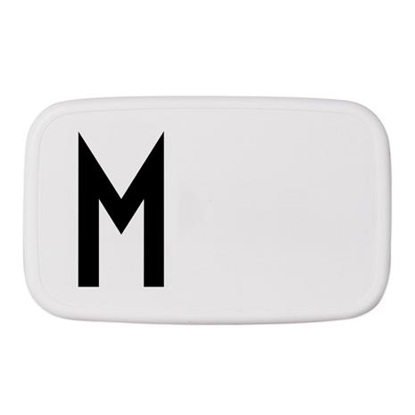 Design Letters, Personal Lunch Box M