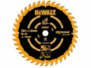 Katkaisulaikka DeWalt DT1669-QZ; 184 mm