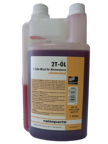 Öljy kaksitahtimoottorin polttoaineseokseen 1l (annostelijan/annosmittarin kanssa)