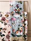 Kudottu matto 'Fleur' Essenza Sininen89286/50X