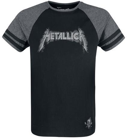 Metallica EMP Signature Collection T-paita musta-harmaa