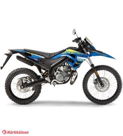 Derbi Senda DRD Xtreme R 50 2T 2018 mopo