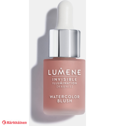 Lumene Invisible Illumination Instant Glow Pink Blossom 15 ml poskipunapisarat
