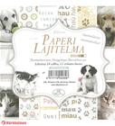 J.K. Primeco Lemmikit Glitter paperilajitelma