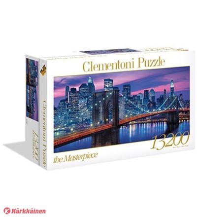 Clementoni New York 13200 palan palapeli