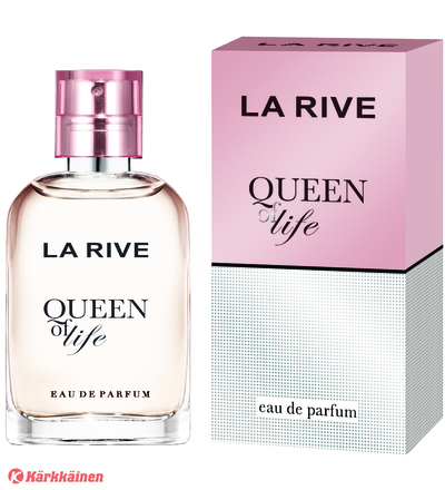 La Rive Queen of Life 30 ml EDP naisten parfyymi