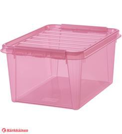 SmartStore™ Colour 31 roosa laatikko