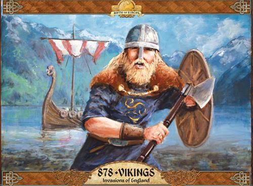 878 Vikings - Invasions of England