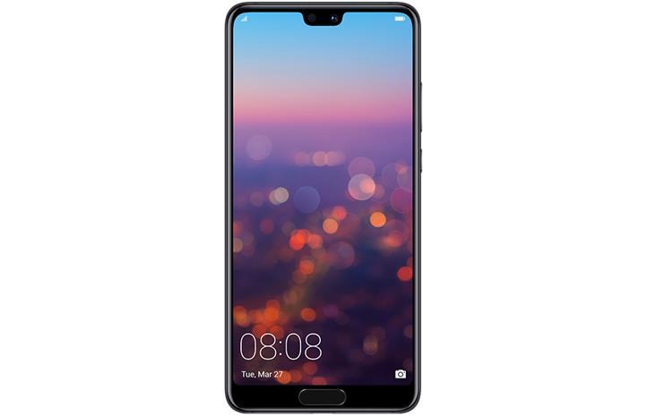 Huawei P20, puhelin