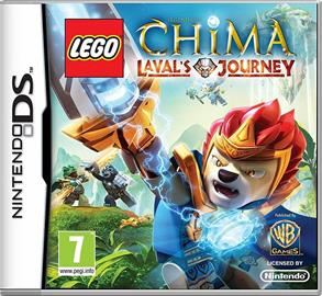 LEGO Legends of Chima: Laval's Journey, Nintendo DS -peli
