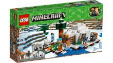 Lego Minecraft 21142, napaseudun iglu
