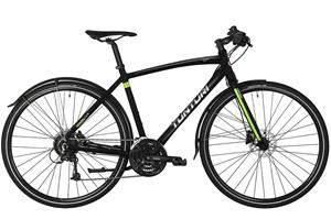"""Tunturi RX 500 28"""", miesten 27-vaiht. hybridipyörä"""