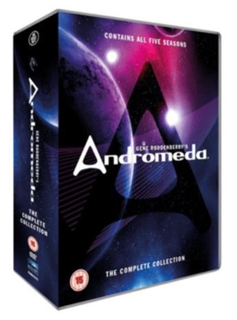 Andromeda: kaudet 1-5, TV-sarja