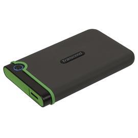 Transcend StoreJet 25M3 (1 TB, USB 3.1) TS1TSJ25M3S, ulkoinen kovalevy