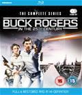 Buck Rogers In The 25th Century: kaudet 1-2 (Blu-Ray), TV-sarja
