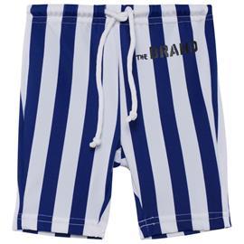 Uimahousut Blue/White Stripe92/98 cm
