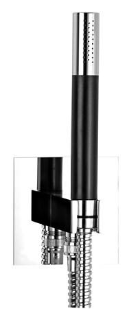 Tapwell BOX300/300 Käsisuihkusetti Square Kromi