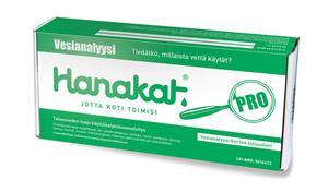 Watman Hanakat Pro vesianalyysi