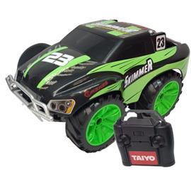 Taiyo, RC Skimmer 4WD, Amfibien-auto 2,4 GHz, Vihreä