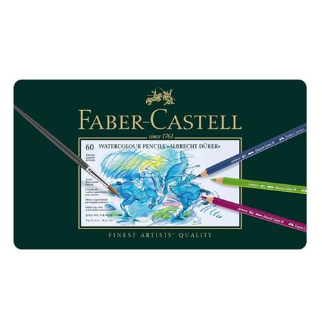 Faber-Castell - Watercolour pencil Albrecht Dürer tin of 60 (117560)