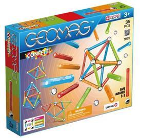 Geomag - Confetti (351)- 35 pcs (Lelut) (Lelut)