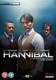 Hannibal: Kaudet 1-3, TV-sarja