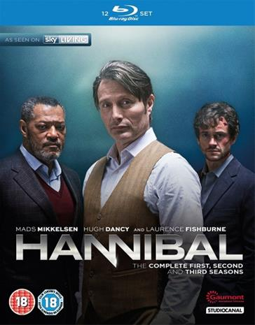 Hannibal: Kaudet 1-3 (Blu-Ray), TV-sarja