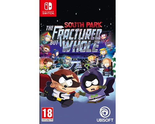 South Park: The Fractured But Whole, Nintendo Switch -peli