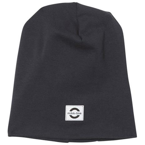 Cotton hat Solid Blue Nights