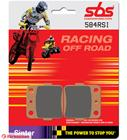 SBS 23-584RSI Racing Sintered jarrupalat