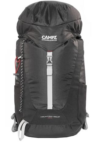 CAMPZ Mountain Comp 20L reppu , harmaa/musta