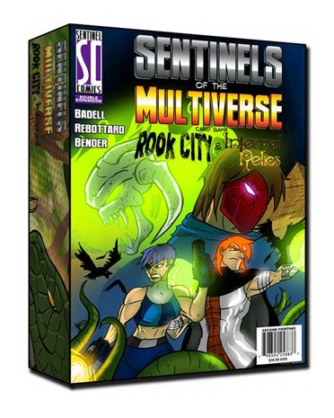Sentinels of the Multiverse: Rook City & Infernal Relics LAUTA