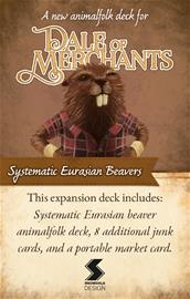 Dale of Merchants: Systematic Eurasian Beavers LAUTA