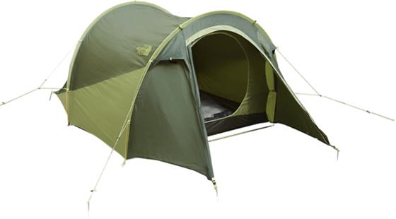The North Face HEYERDAHL 3 NEW TAUPE GREEN/SC