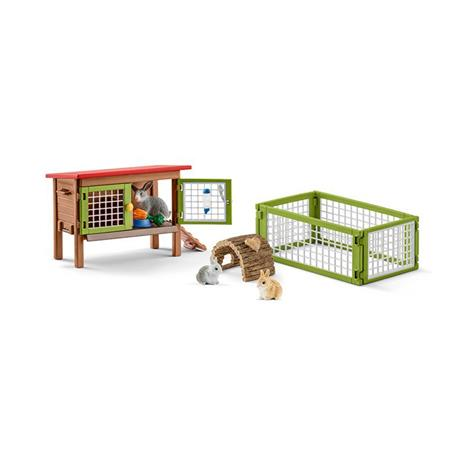 Schleich Farm World 42420, kanikoppi