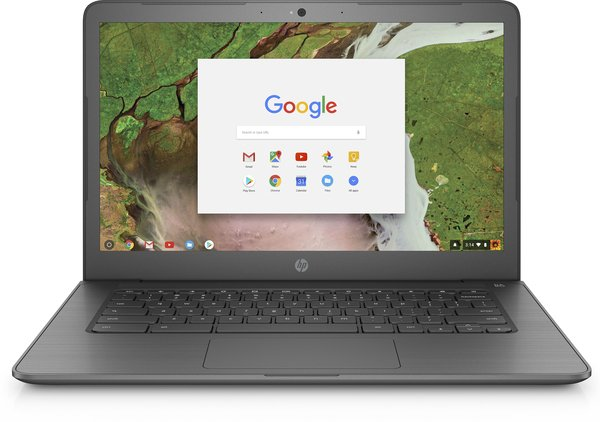 "HP ChromeBook 14 G5 3GJ76EA#UUW (N3350, 4 GB, 32 GB SSD, 14"", Chrome OS), kannettava tietokone"