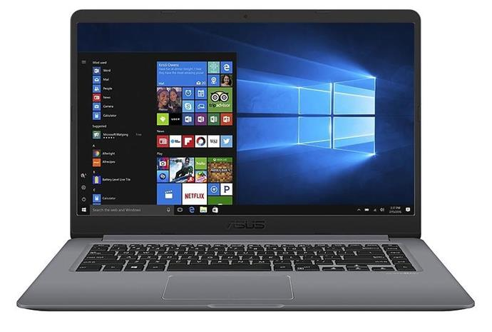 """Asus VivoBook X510UA-EJ714T (Core i7-8550U, 8 GB, 256 GB SSD, 14"""", Win 10), kannettava tietokone"""
