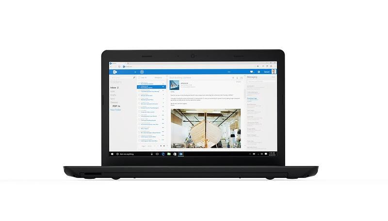 """Lenovo ThinkPad E570 20H500B4MX (Core i7-7500U, 8 GB, 256 GB SSD, 15,6"""", Win 10 Pro), kannettava tietokone"""